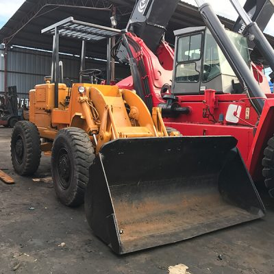 Caterpillar Shovel Loader