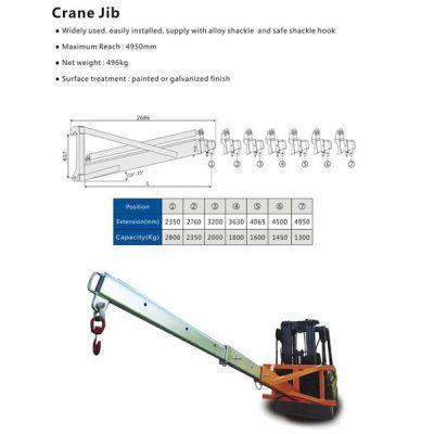 Crane-Jib