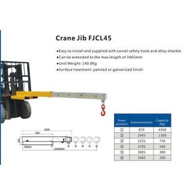 Crane-Jib-FJCL45