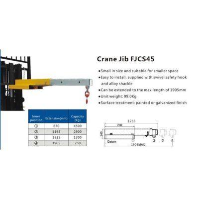 Crane-Jib-FJCS45