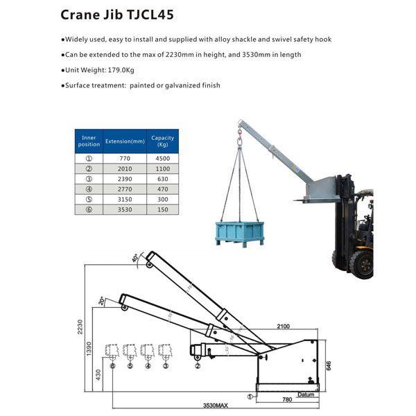 Crane-Jib-TJCL45