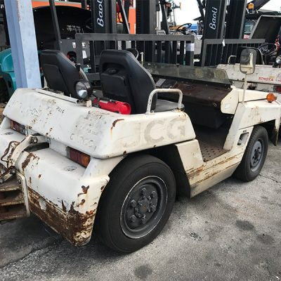 Toyota Towing Tractor 2TD25